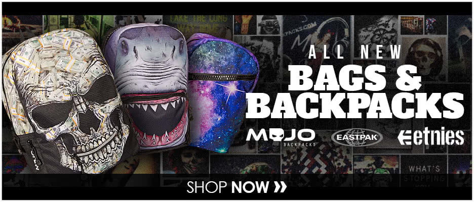 NEW IN Bags & Backpacks