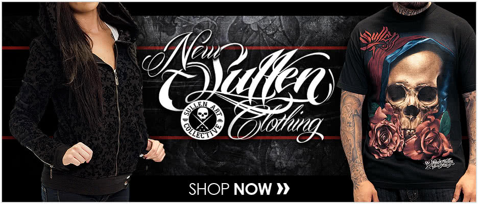 NEW Sullen Clothing