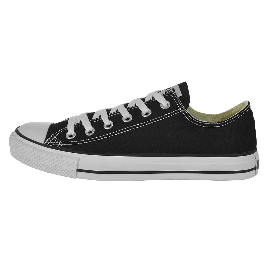 Converse All Stars Ox Black Shoes