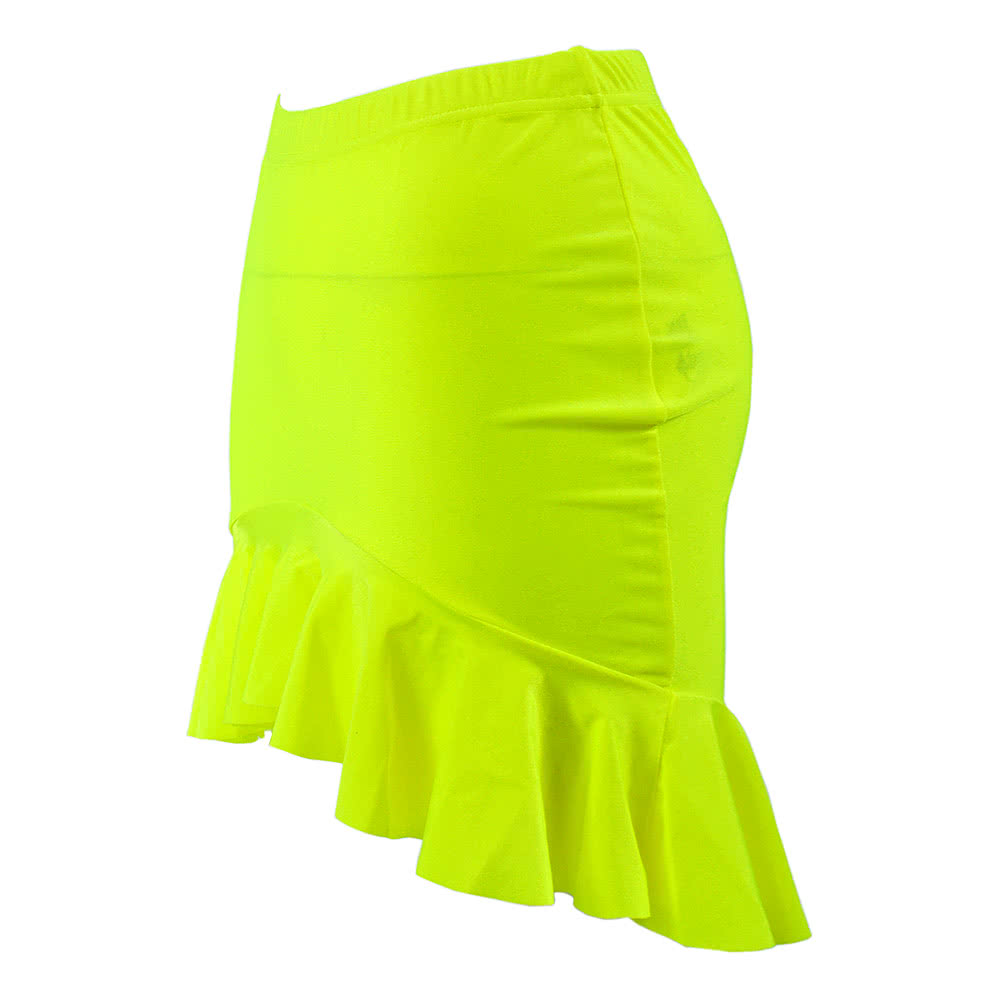 Insanity Frilly Skirt (Yellow)