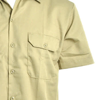 Dickies Short Sleeve Shirt (Khaki)