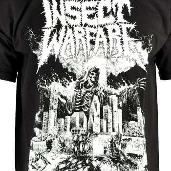 Insect Warfare World Extermination T Shirt (Black)