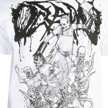 Oceano Butchers Of Man T Shirt (White)