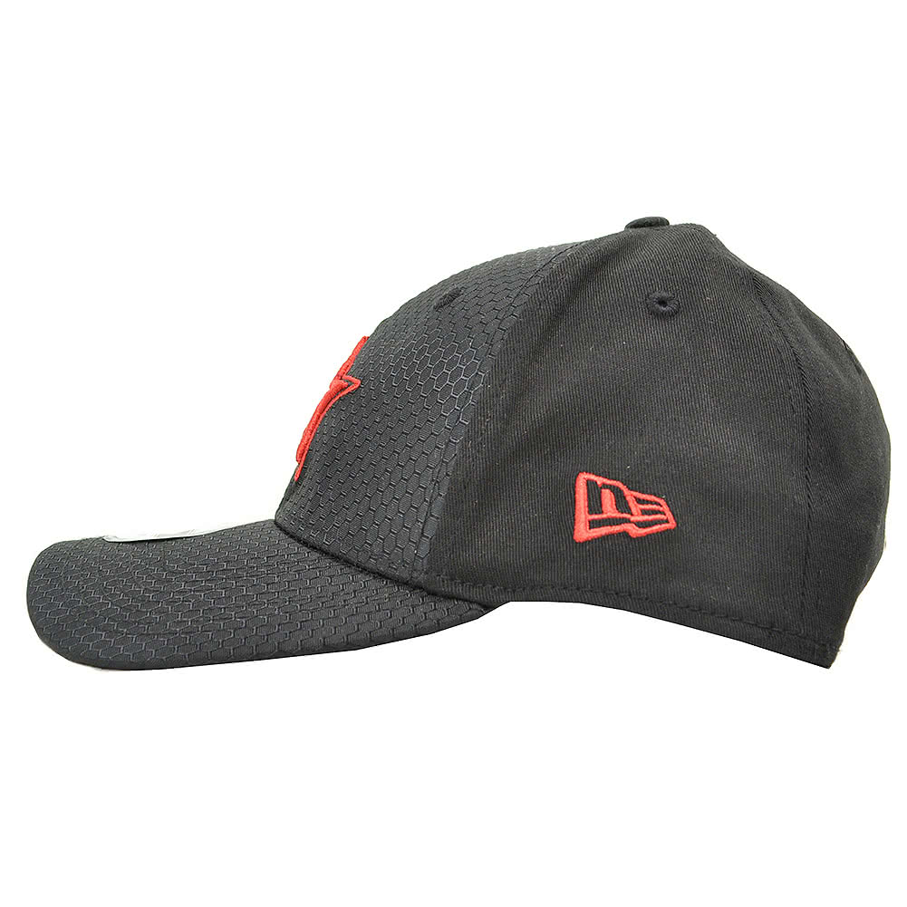 New Era Rip Pro Houston Hat (Black/Red)