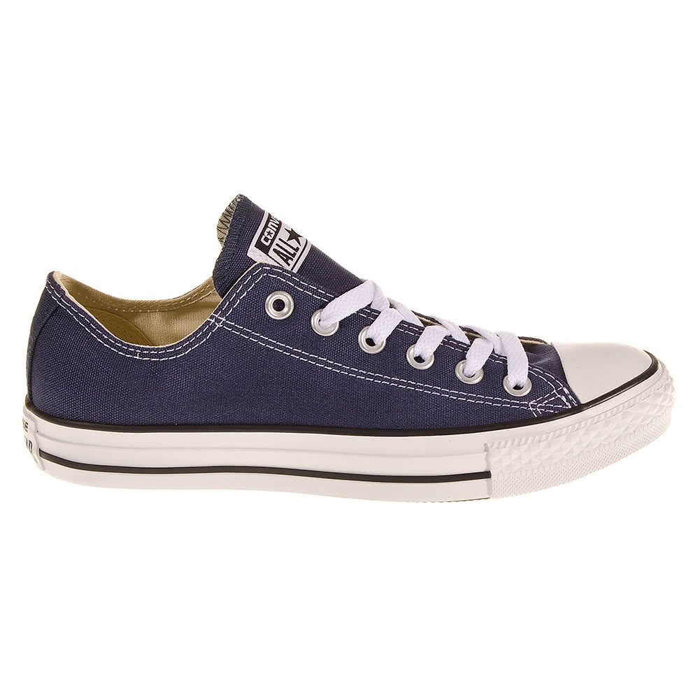 Converse Ox Shoes (Navy)