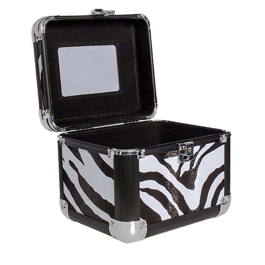 Blue Banana Jewellery Box (Zebra)