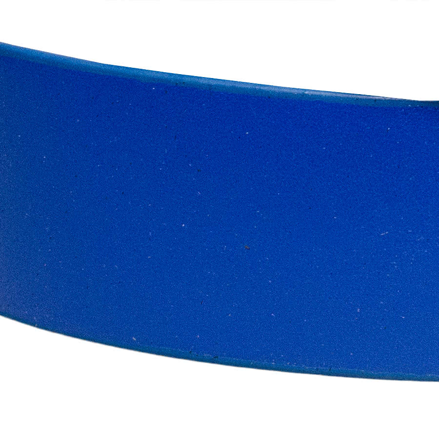 Blue Banana Buckle Change Belt (Blue)