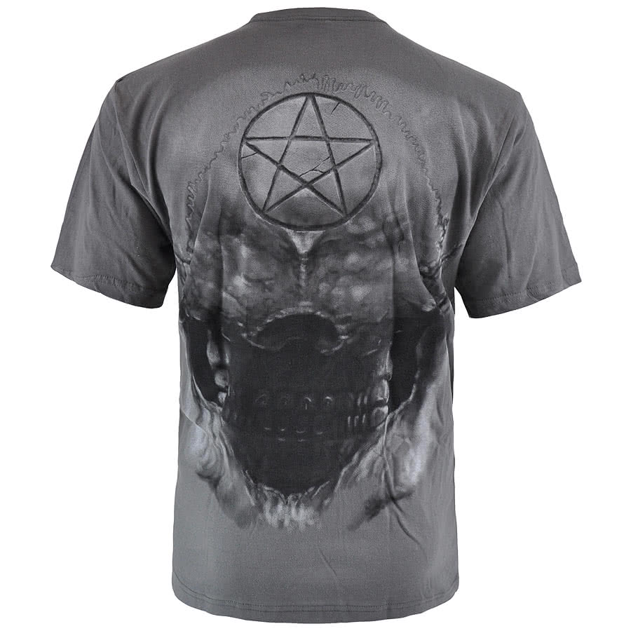 Spiral Direct Shadow Master T Shirt (Grey)