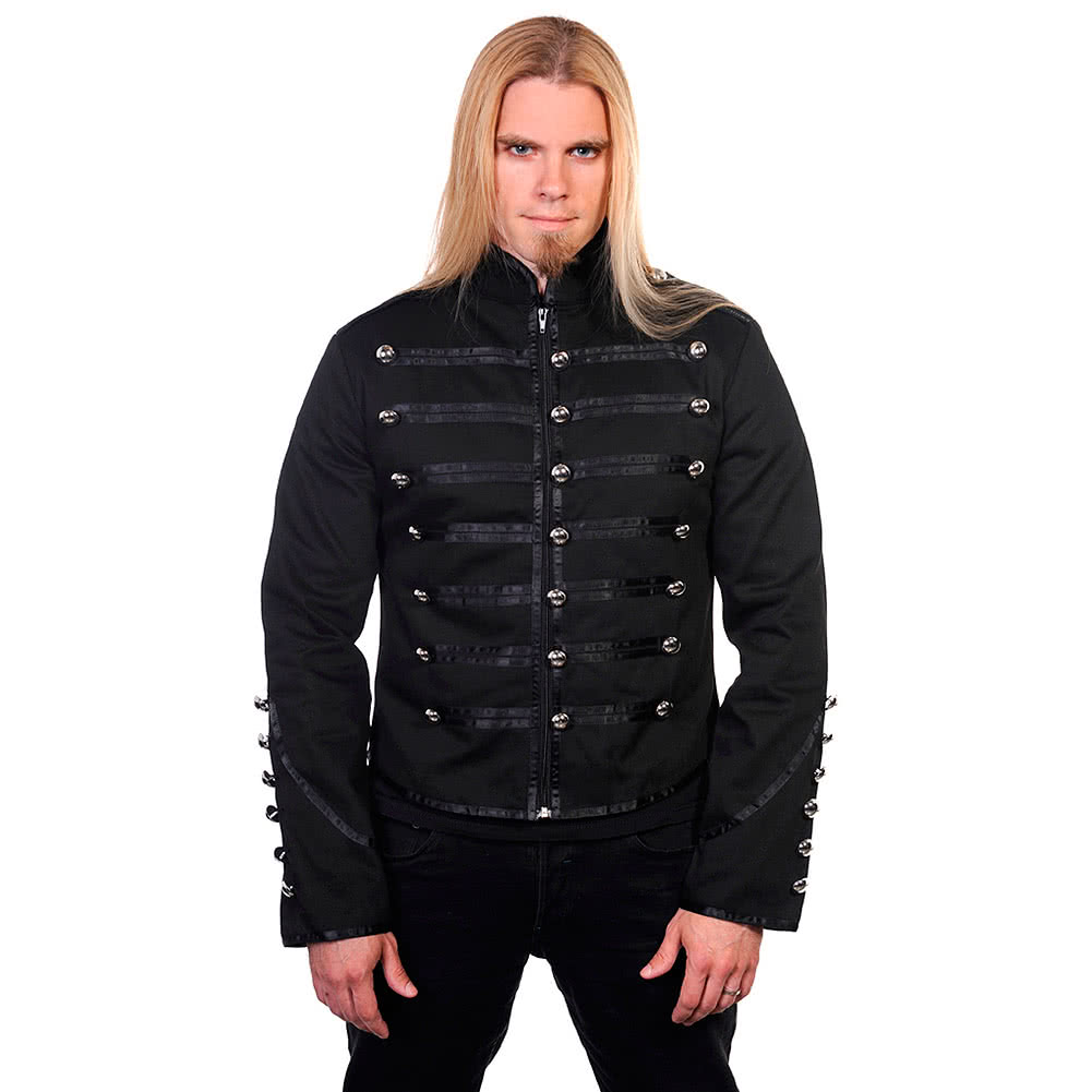 Banned Military Jacket (Black)