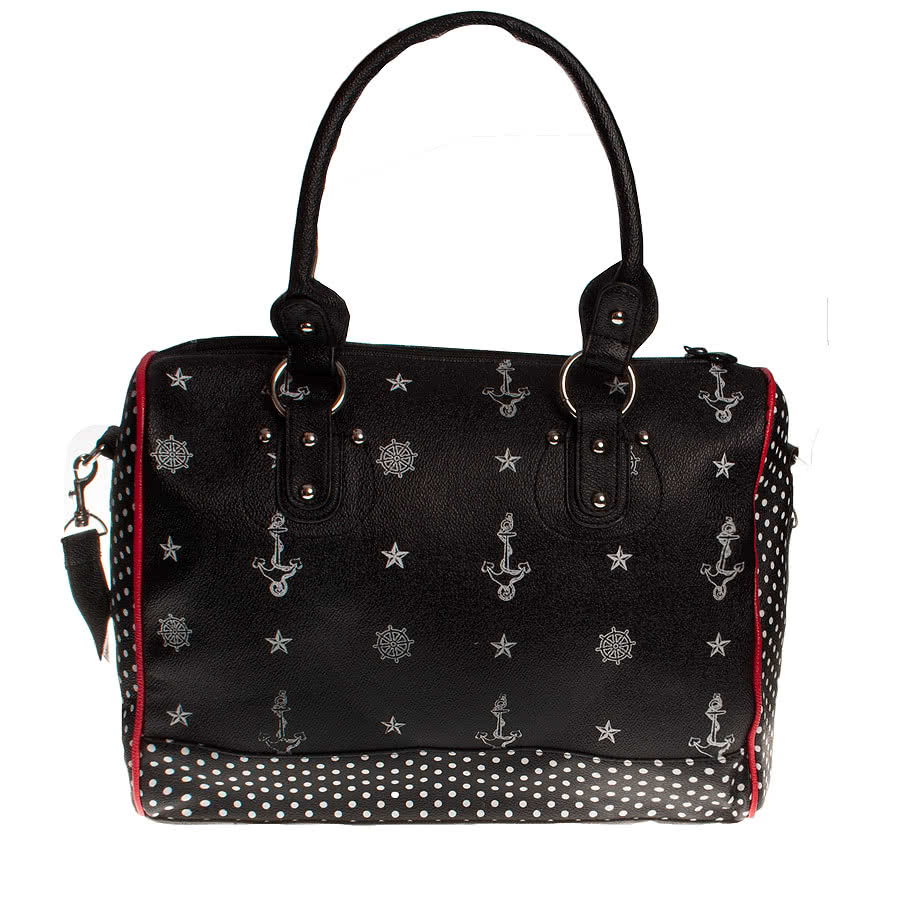Banned Anchor Bag (Black)