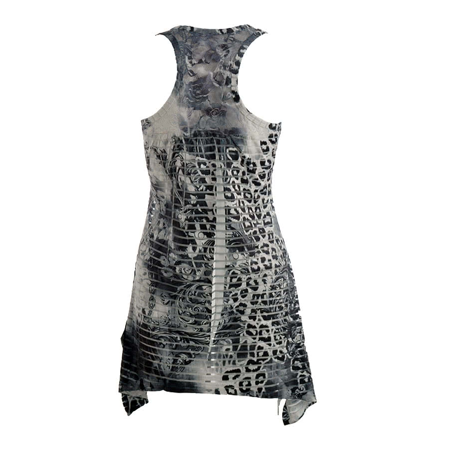 Innocent Lifestyle Burnout Vest (Grey)