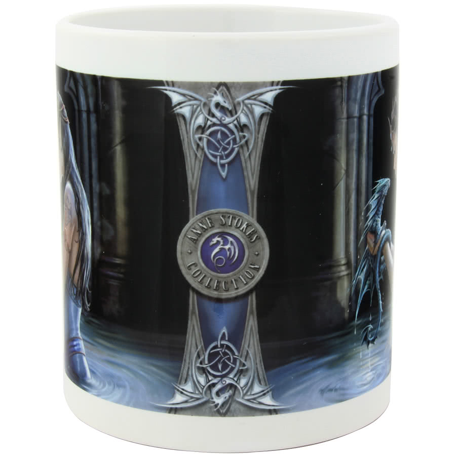 Anne Stokes Water Dragon Mug