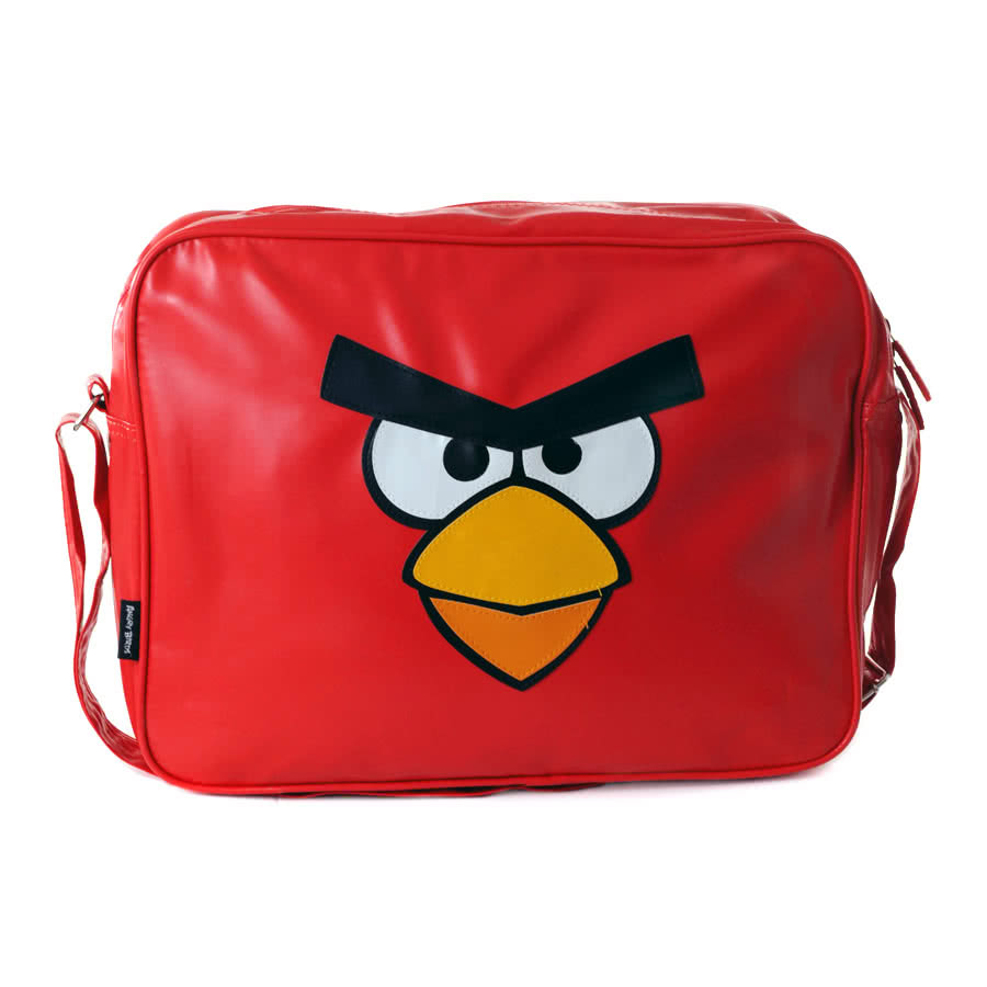 Angry Birds Premium Shoulder Bag (Red)