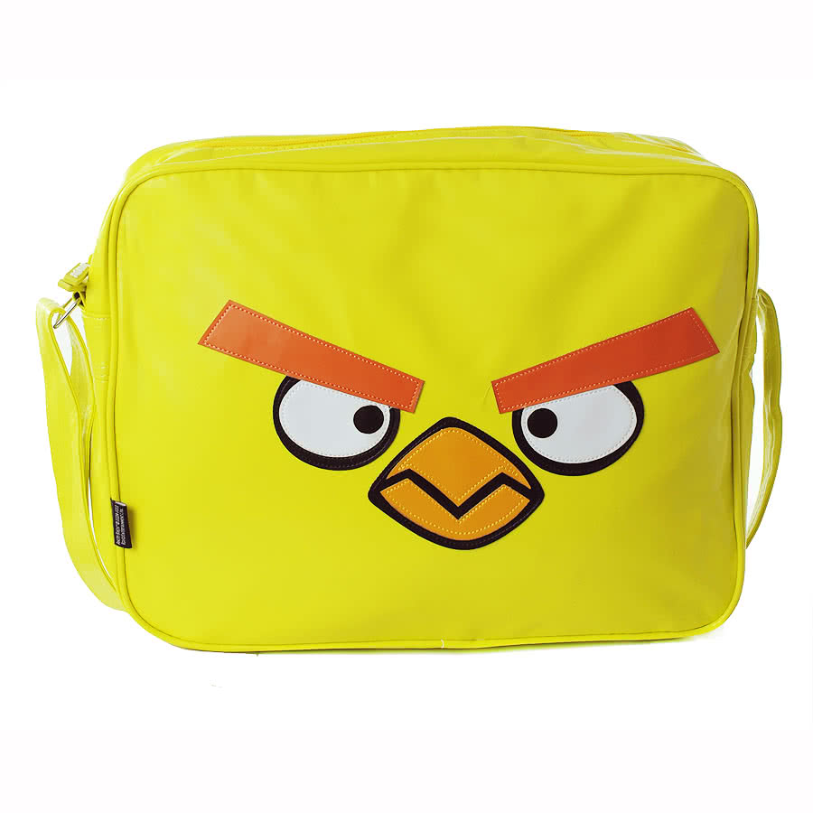 Angry Birds Premium Shoulder Bag (Yellow)