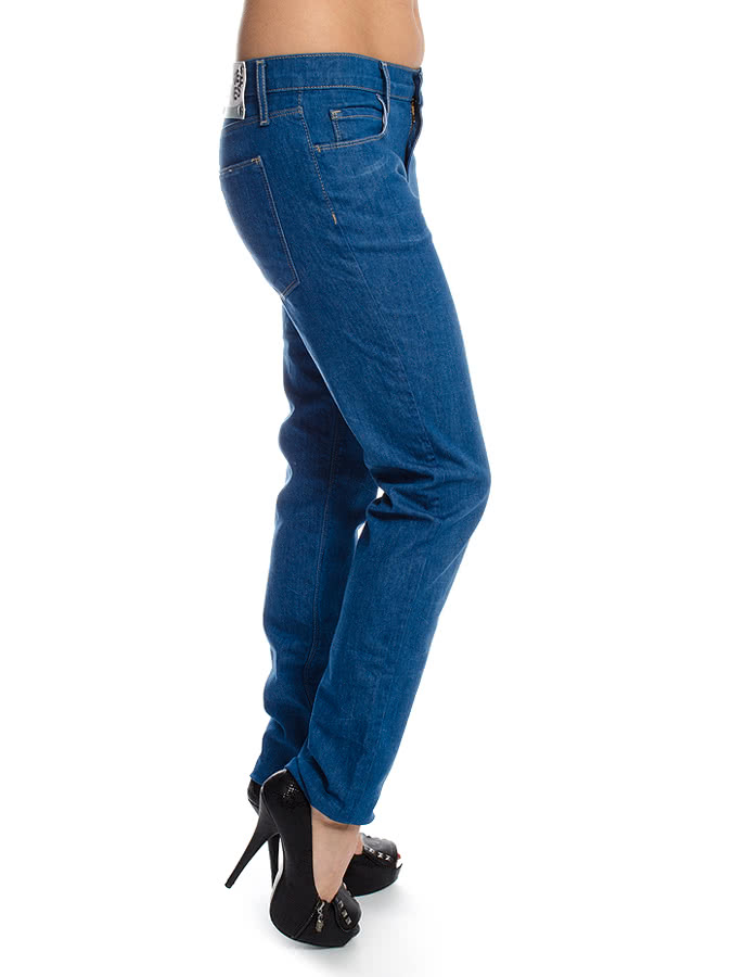 Monkee Genes Classic Skinny Fit Jeans (Blue Grass)