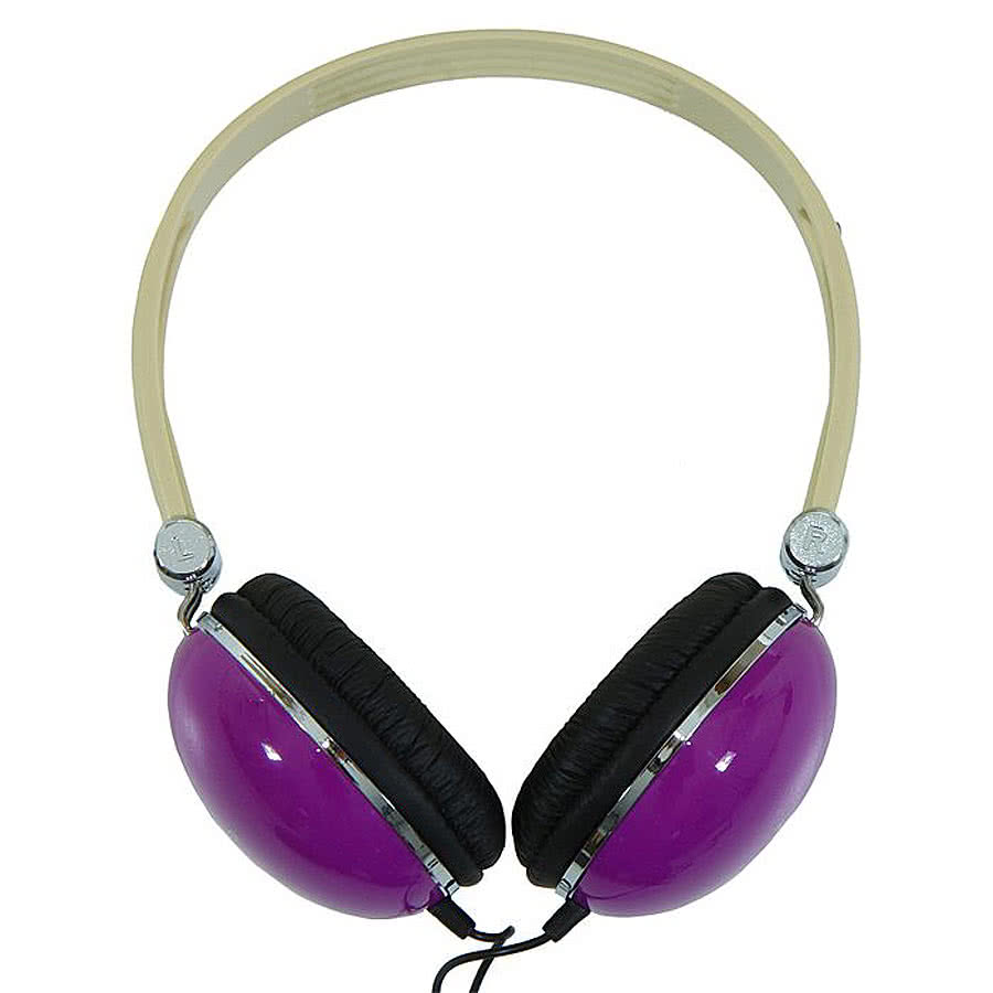 Zumreed Mirror Headphones ZHP-005 (Purple)