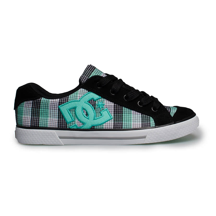 DC Shoes Chelsea Trainers (Green)