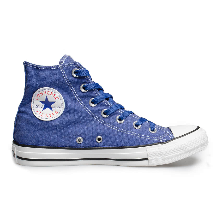 Converse All Stars Deep Ultramarine Boots (Blue)