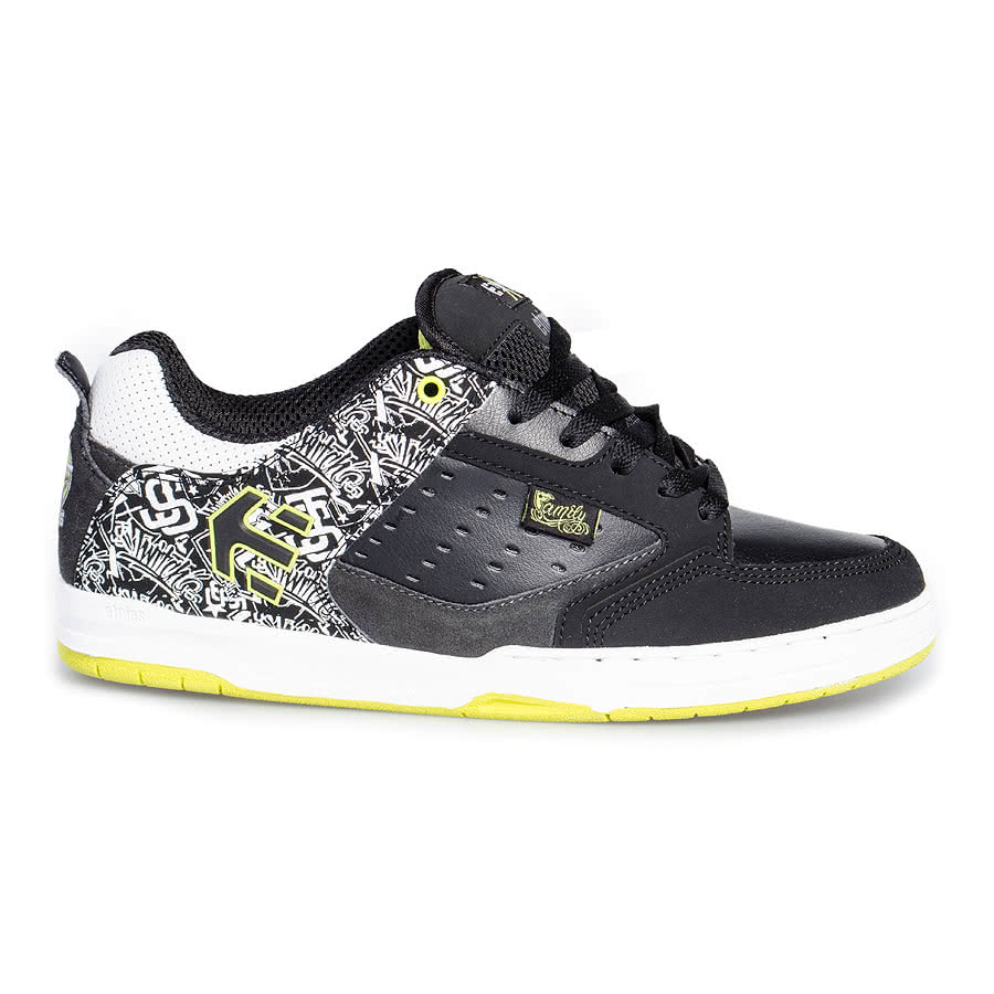 Etnies Cartel FSAS Twitch Trainers (Black)
