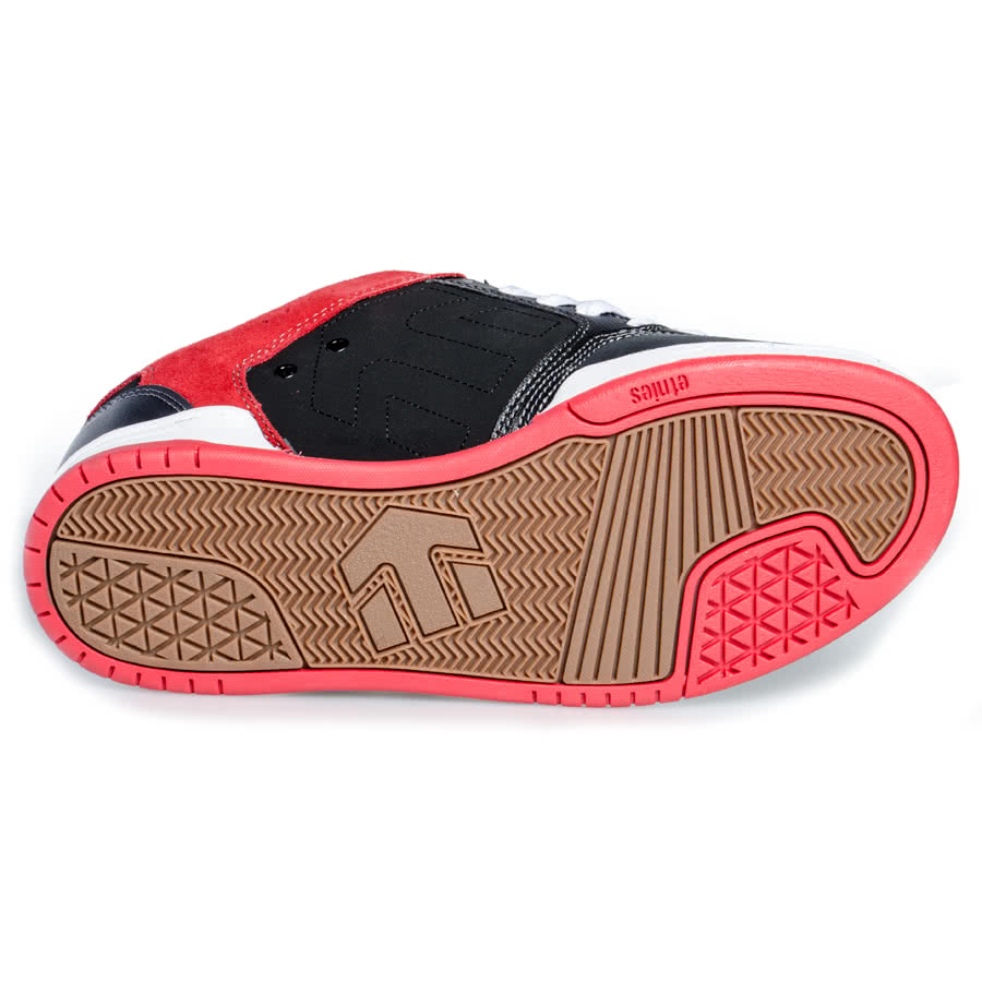 Etnies Charter Chad Reed Trainers (Black/Red)