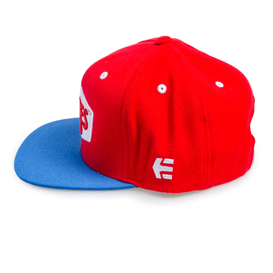 Etnies Brand It Hat (Red)