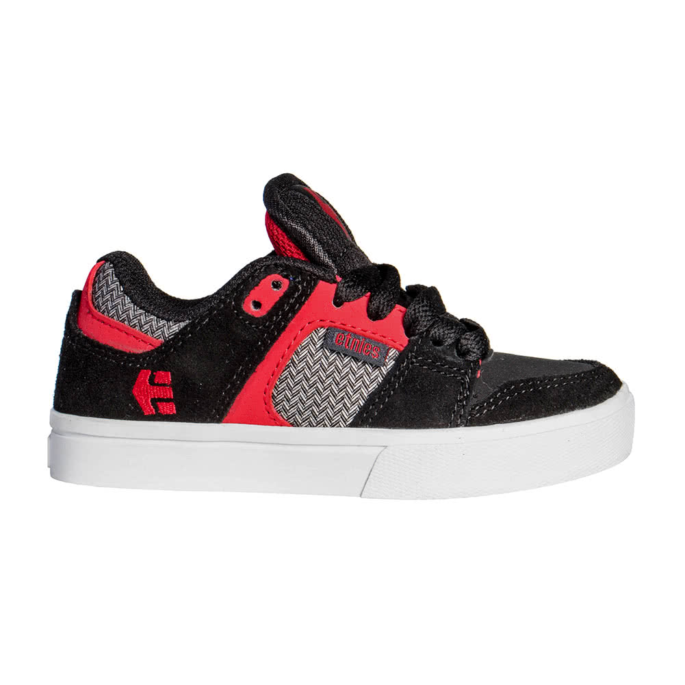 Etnies Kids Rockfield Trainers (Black)