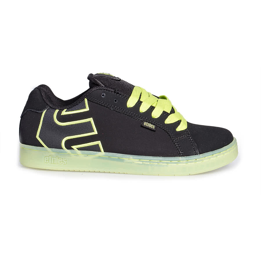 Etnies Fader Trainer (Black/Green)