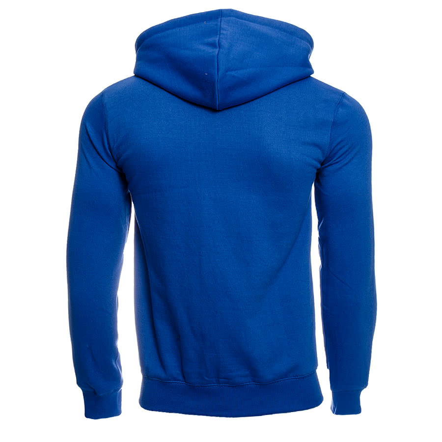 DC Comics Superman Zipped Hoodie (Blue)