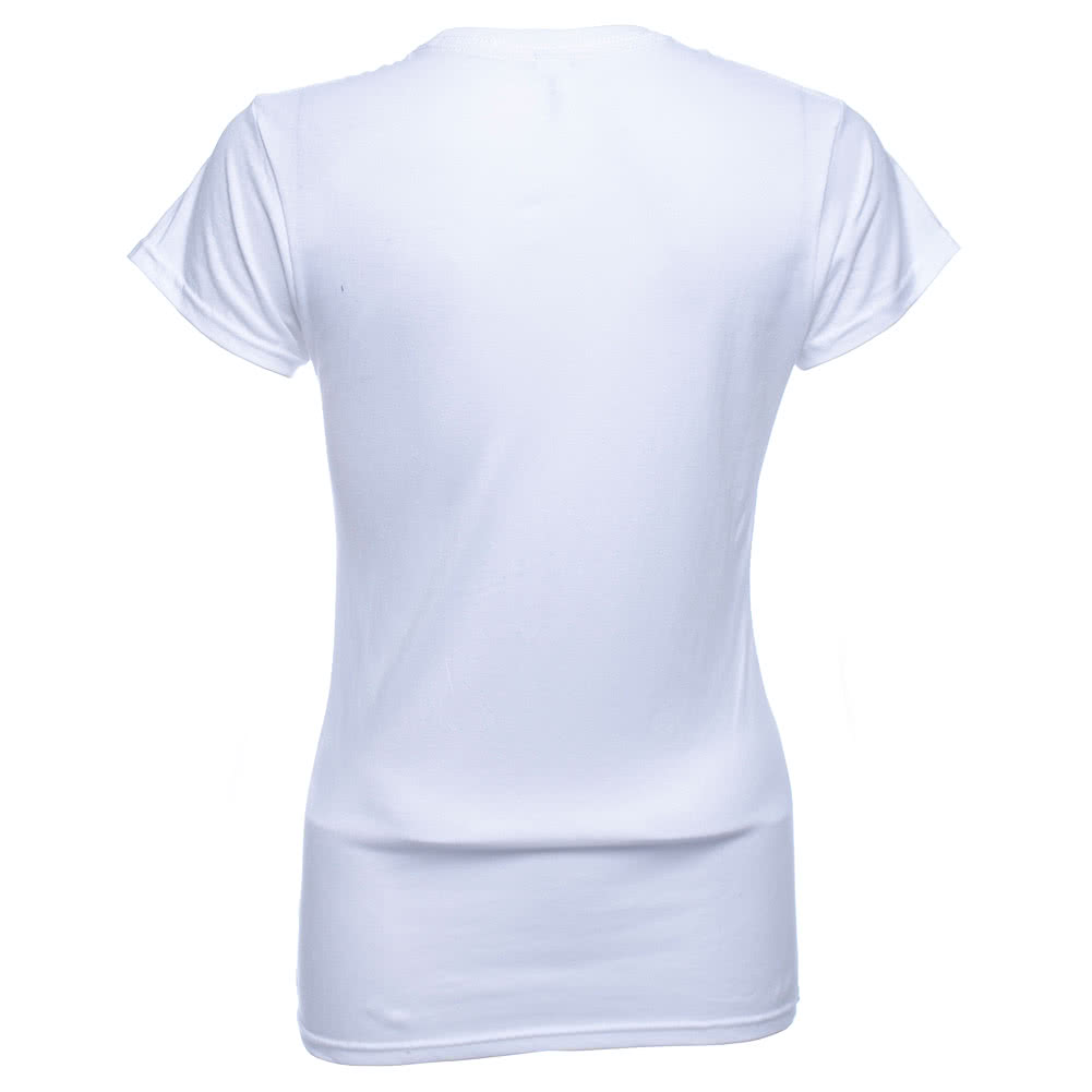 Paramore Eyes Covered Skinny T Shirt (White)