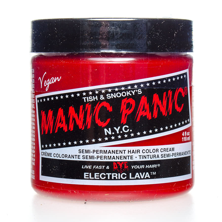 Manic Panic Classic Semi-Permanent Hair Dye 118ml (Electric Lava)