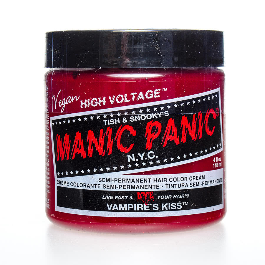 Manic Panic Classic Semi-Permanent Hair Dye 118ml (Vampire's Kiss)