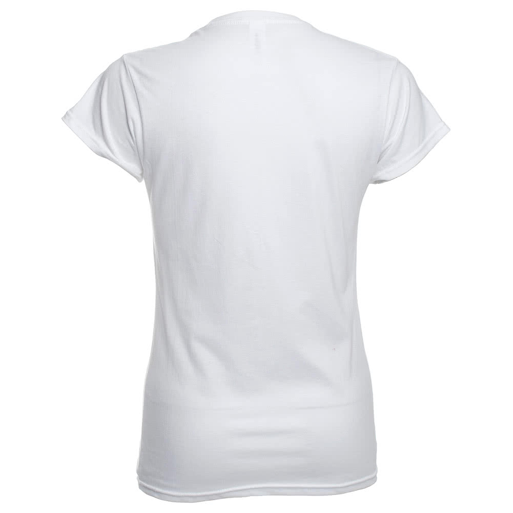 Falling In Reverse Ronnie's Tattoos Skinny Fit T Shirt (White)