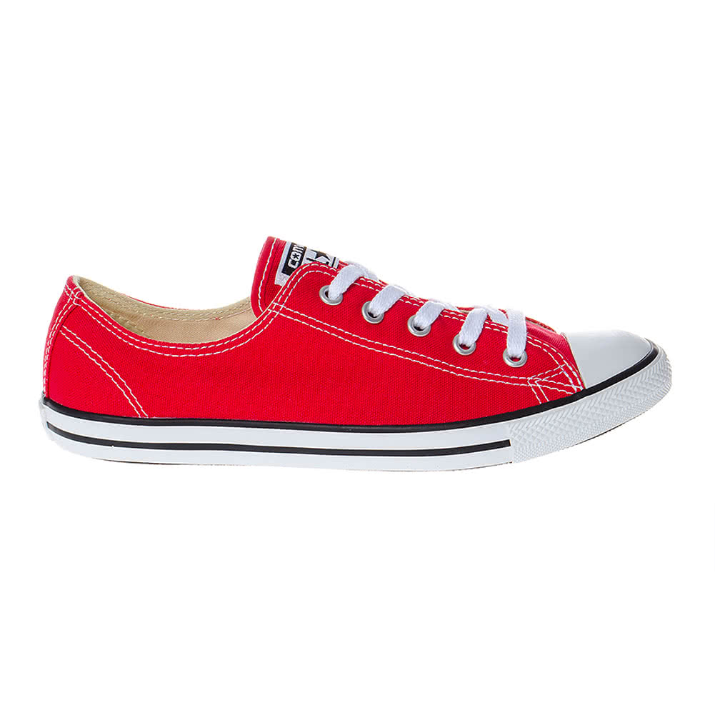 Converse Dainty Shoes (Red)