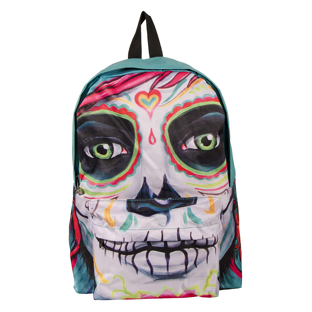 Iron Fist Ship Wrecker Backpack (Multi-Coloured)