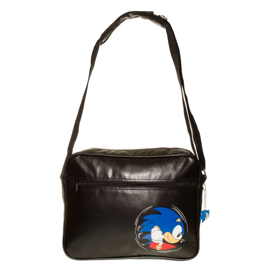 SEGA Sonic Embossed Bag