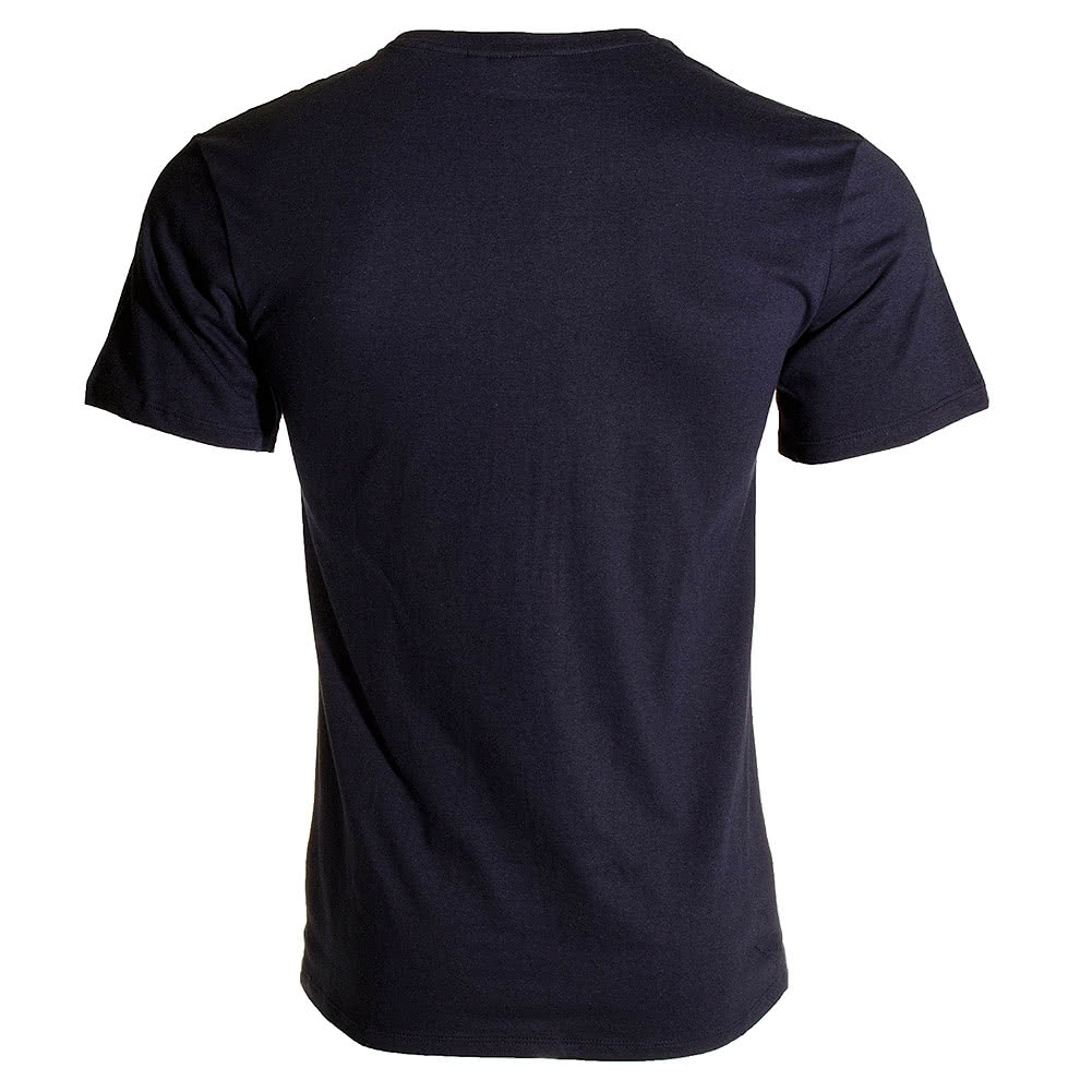 Star Trek USS Enterprise T Shirt (Navy)