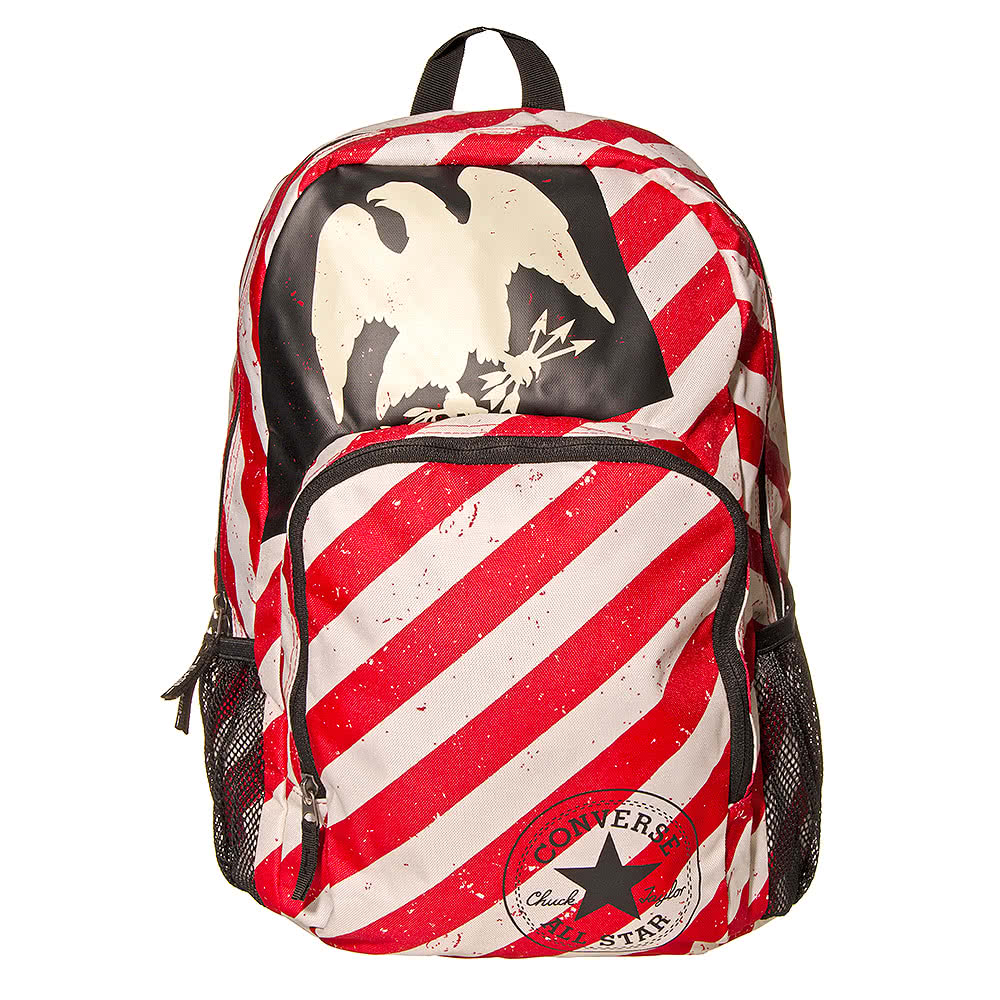 Converse All In Americana Backpack (Red/White)