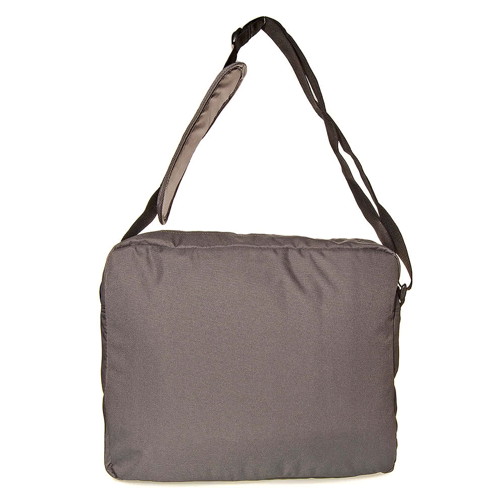 Converse Poly Reporter Bag (Charcoal)