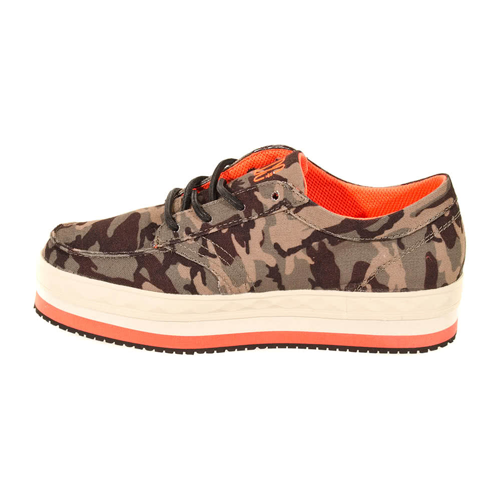 DC Shoes TX Army Creepers (Khaki)