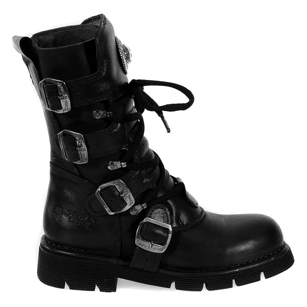 New Rock Boots Style 1473 (Black)