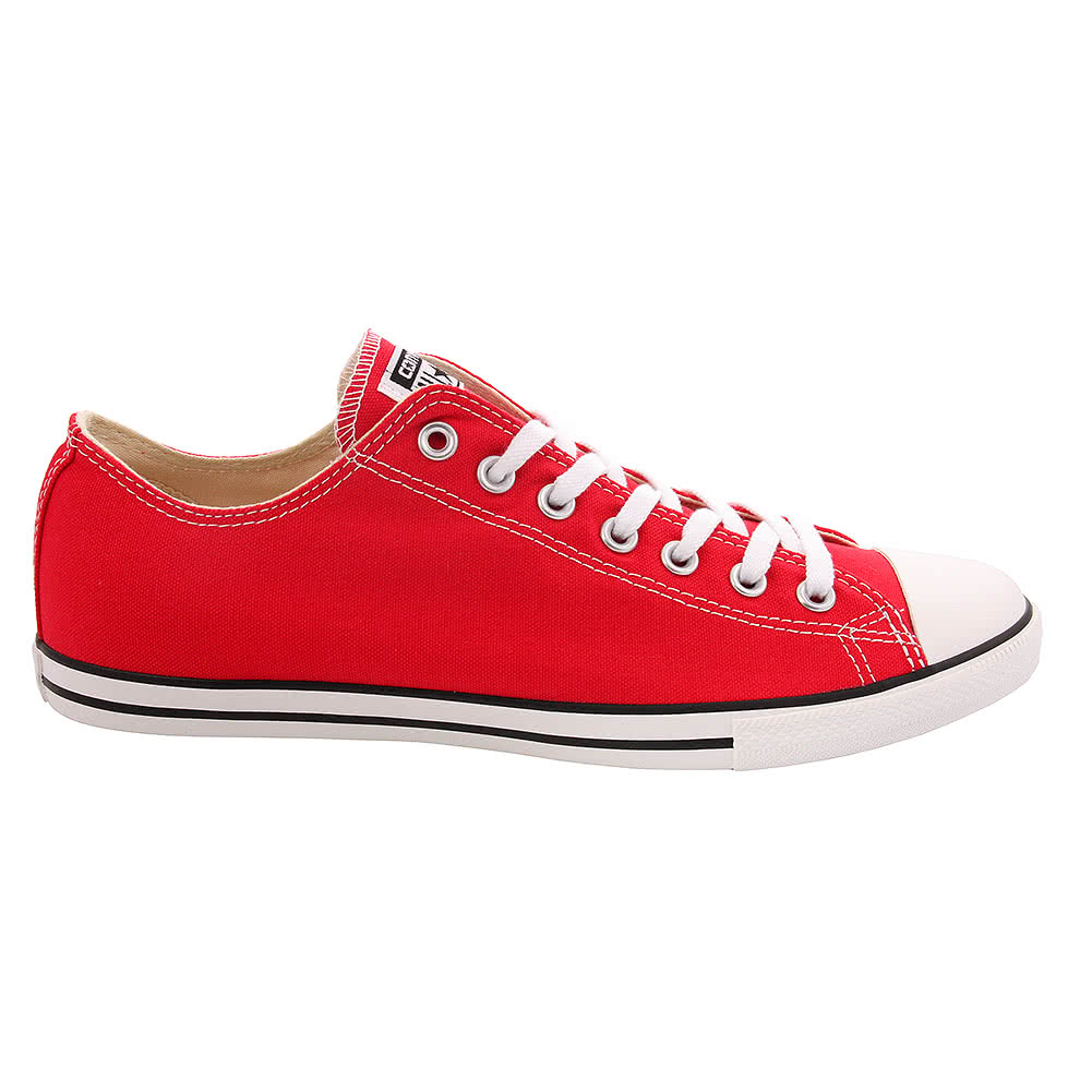 Converse Lean Shoes (Red)