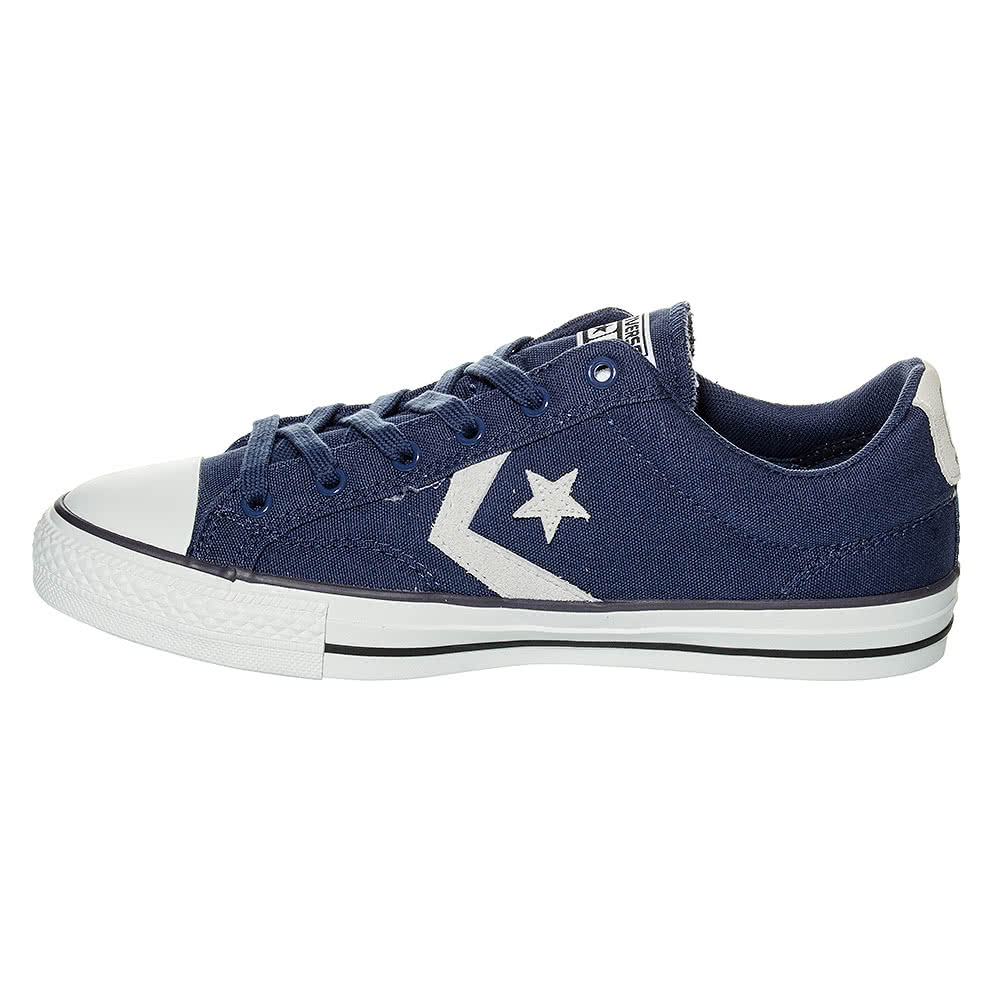 Converse Cons Star Player Shoes (Blue/Oyster Grey)
