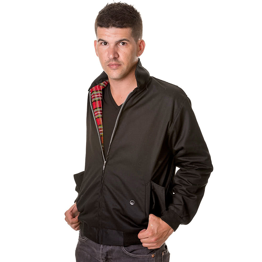 Banned Harrington Jacket (Black)