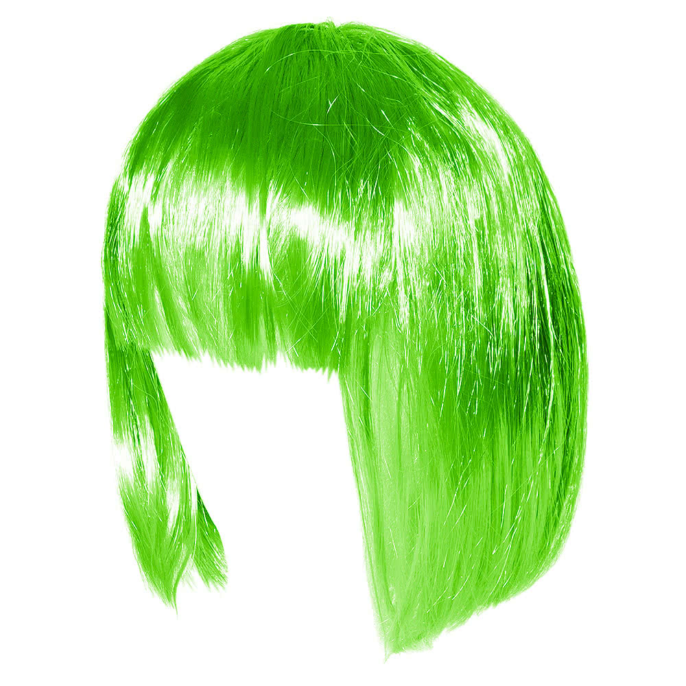 Blue Banana Wig (Green)