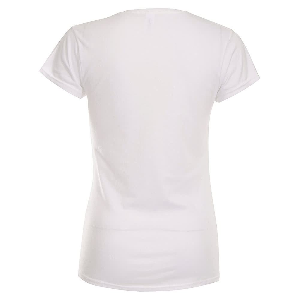 The Vamps Wild Heart Skinny Fit T Shirt (White)