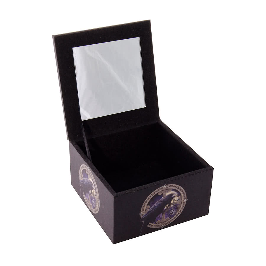 Nemesis Now Talisman Jewellery Box With Mirror (10cm)