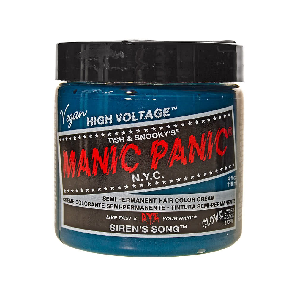 Manic Panic Classic Semi-Permanent Hair Dye 118ml (Sirens Song)