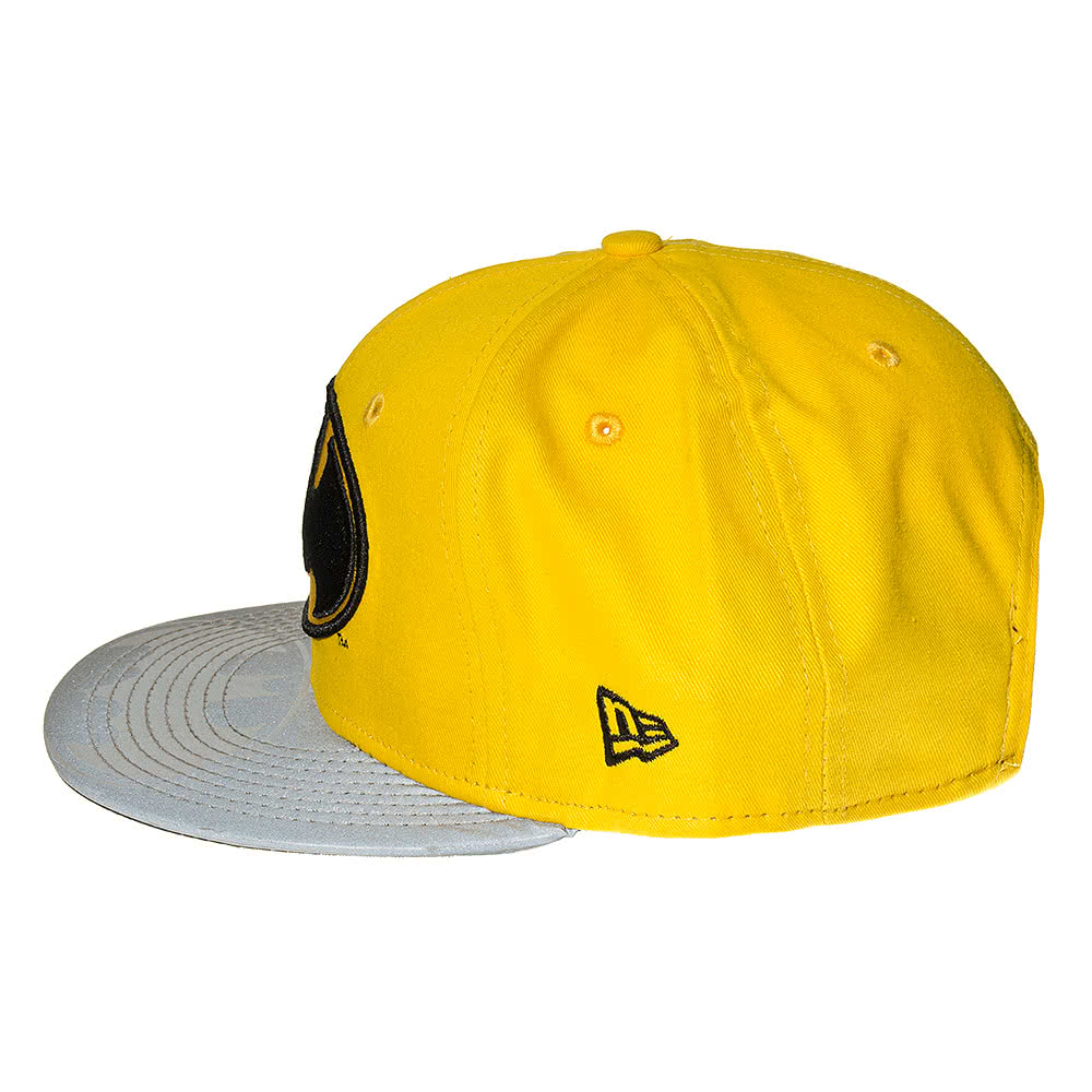 New Era DC Comics Batman Reflective Baseball Hat (Yellow)