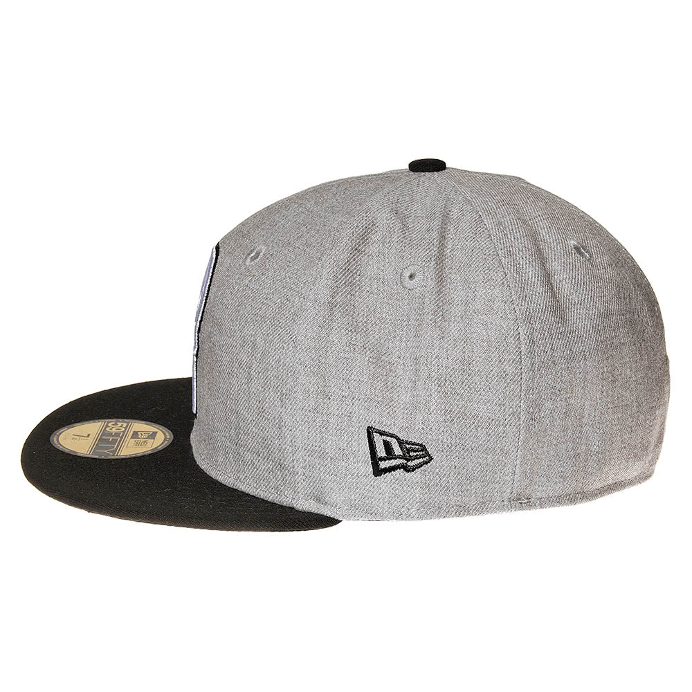 Marvel Comics The Punisher New Era Hero Baseball Hat (Grey)