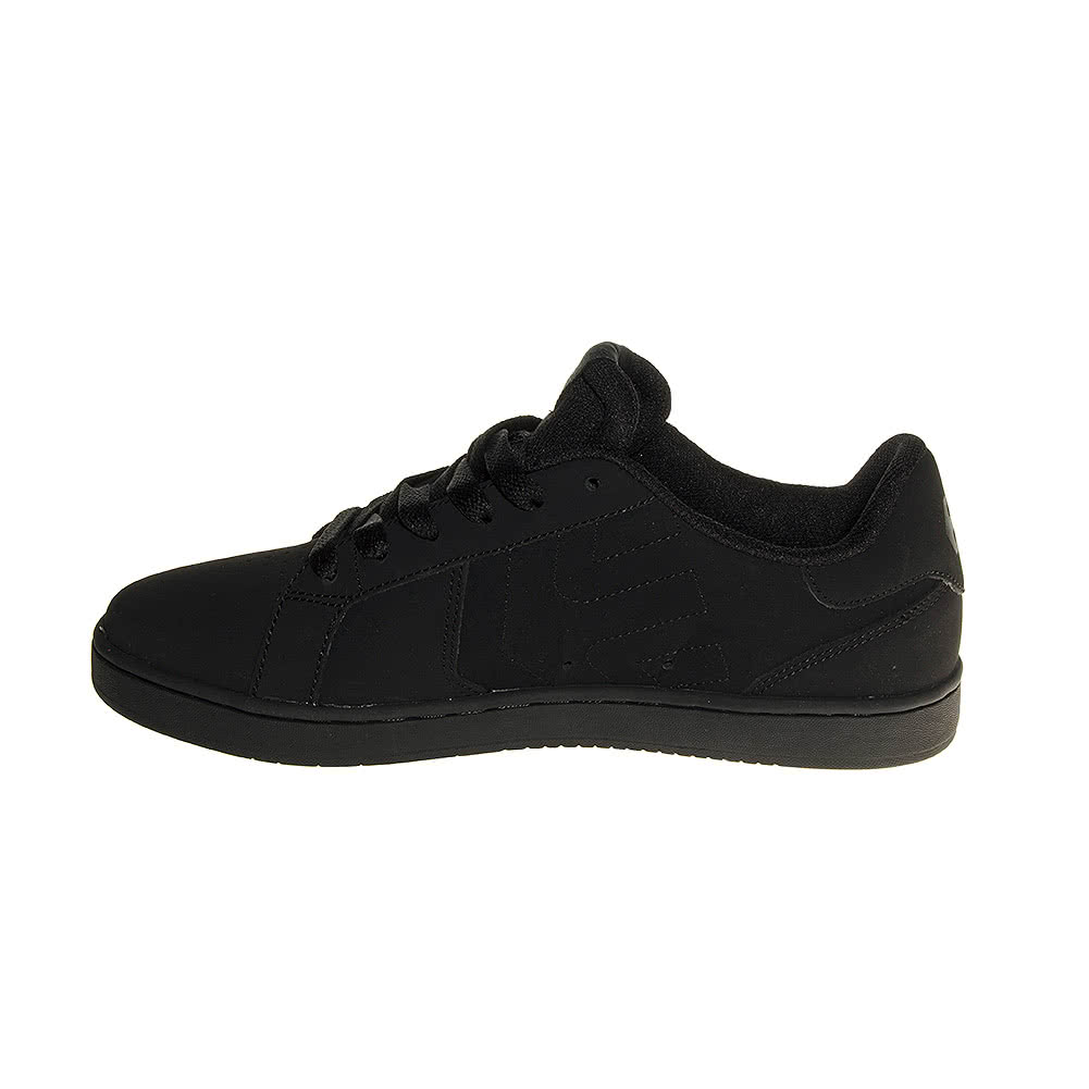 Etnies Fader LS Trainers (Black)